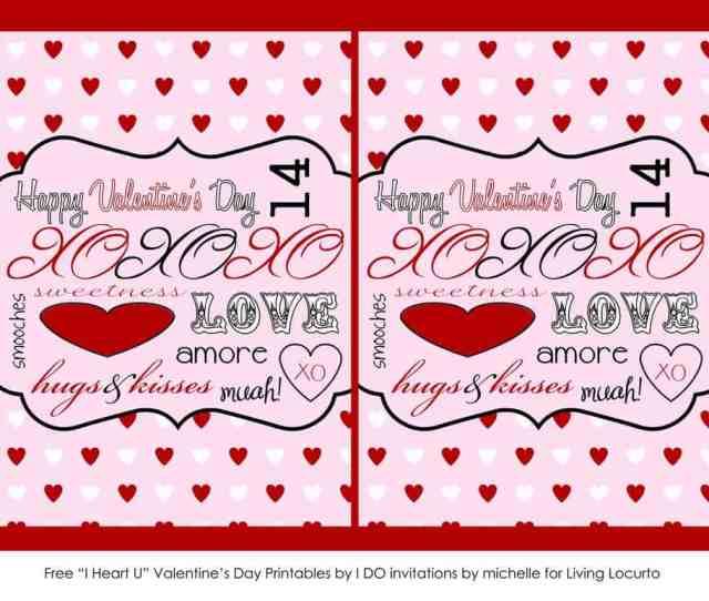 X Valentine Art Cards
