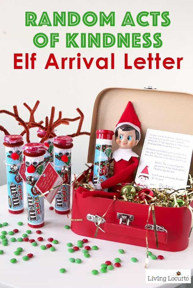 5 Adorable Elf On The Shelf Arrival Ideas Living Locurto