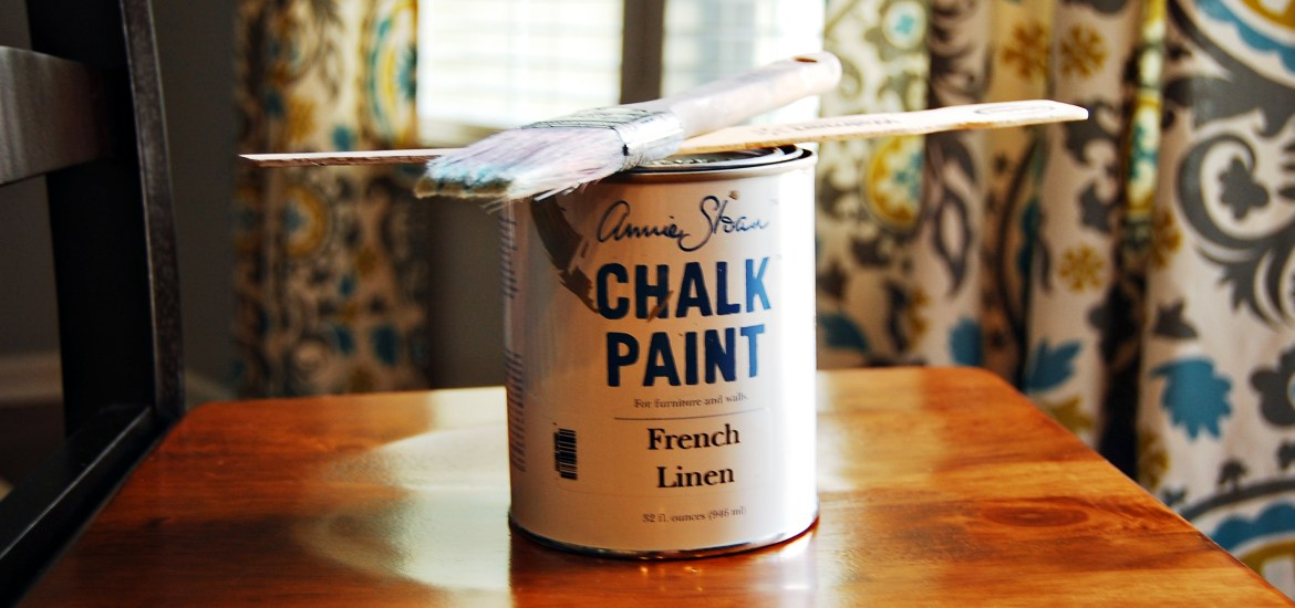 Living on Saltwater - Chalk Paint Techniques