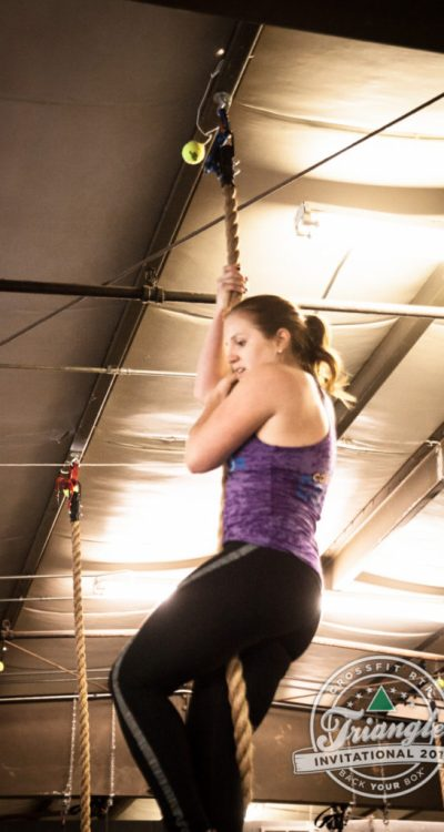 Living on Saltwater - Rope Climbs - Face your Fears