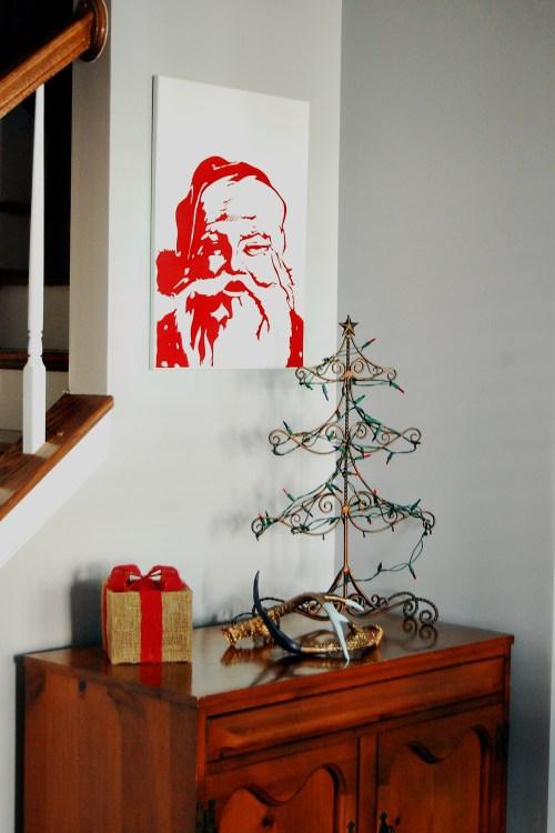 Living on Saltwater - Merry Christmas - Santa