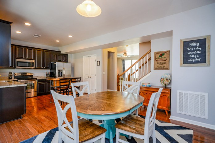Living on Saltwater - House Selling - House Lens - Kitchen
