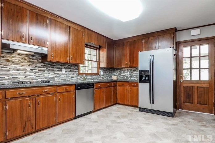 1960s Kitchen Reno Before
