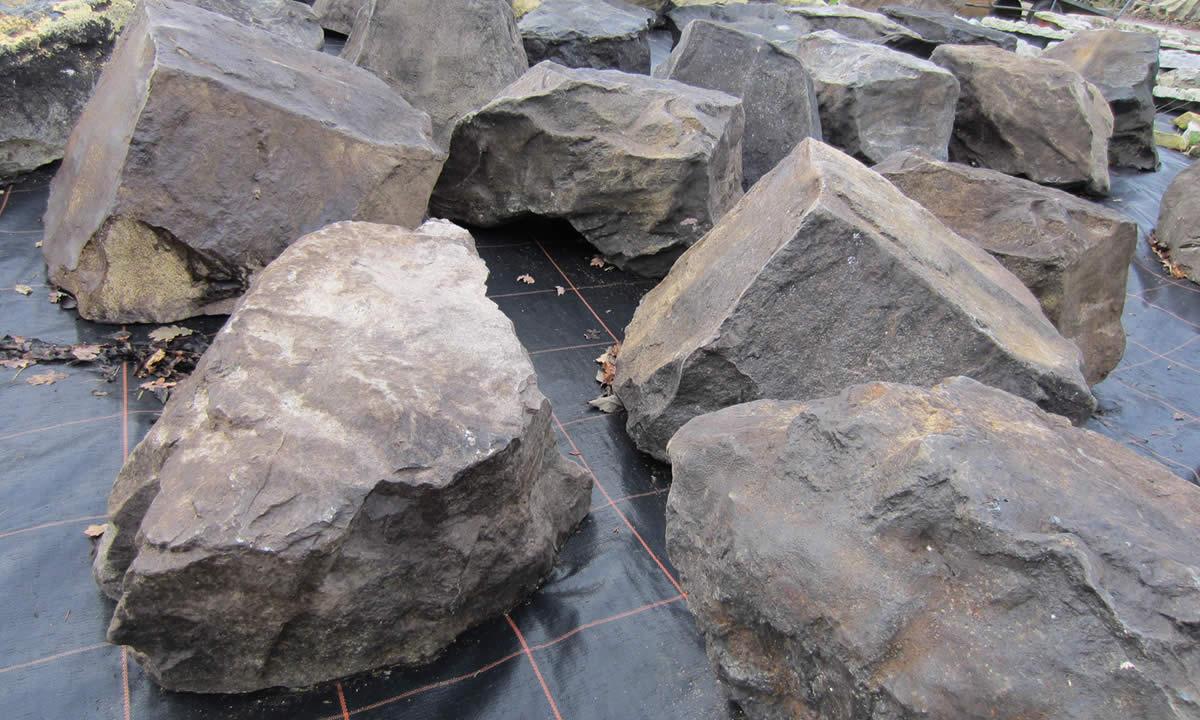 Artificial Rocks 6 Living Props