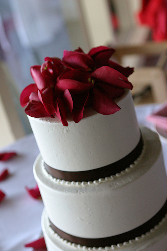 7 Inexpensive Wedding Cake Ideas