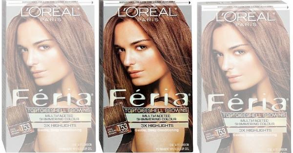 New 31 LOreal Feria Hair Color Coupon Plus CVS Target