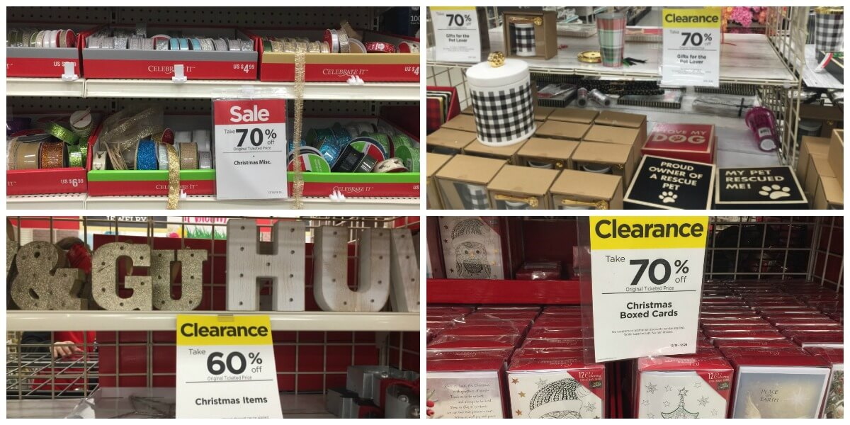 Michaels After Christmas Sale Up To 70 Off Cards