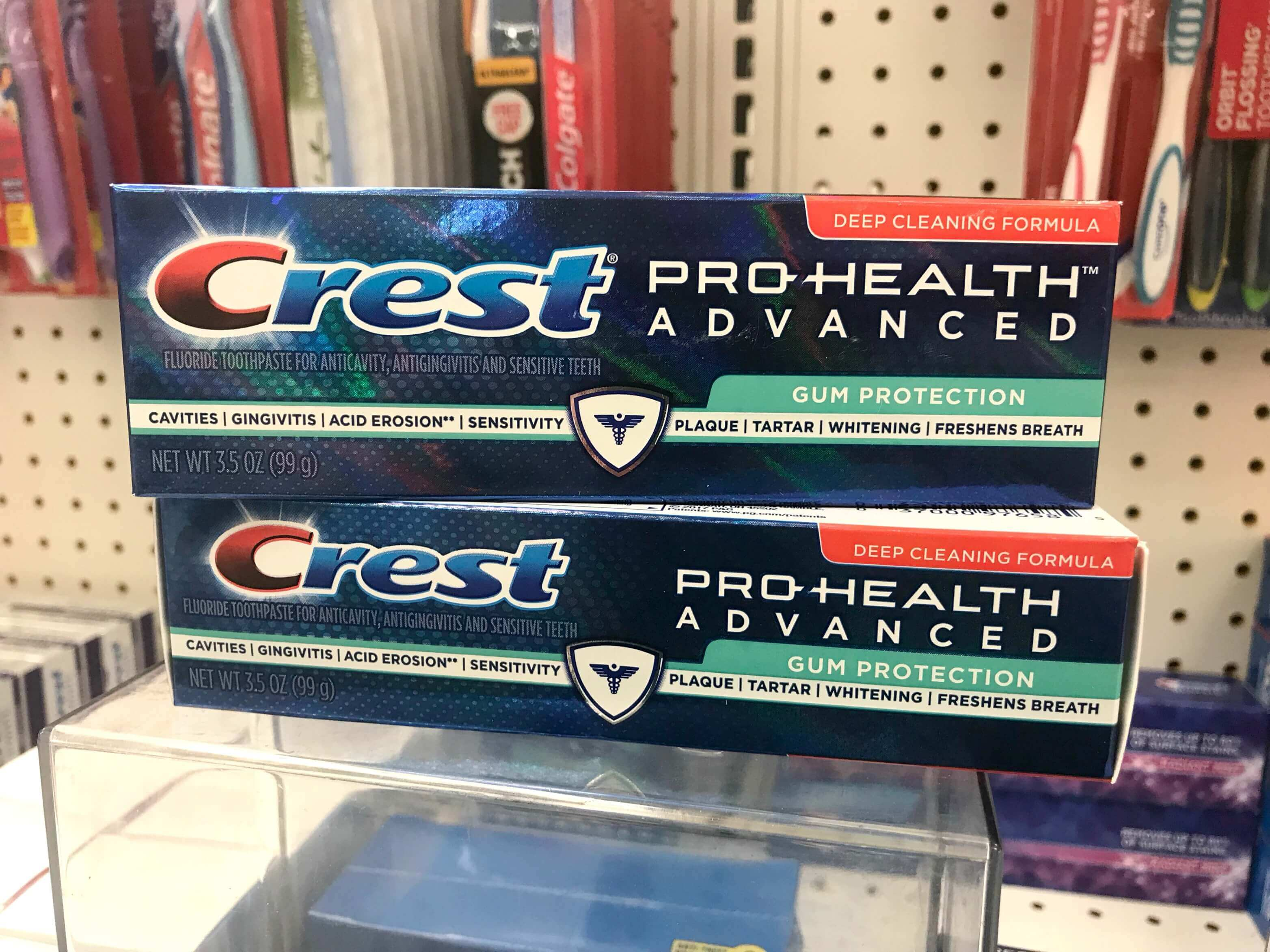 crest toothpaste rinse as low as free at walgreens just use your phone living rich with coupons