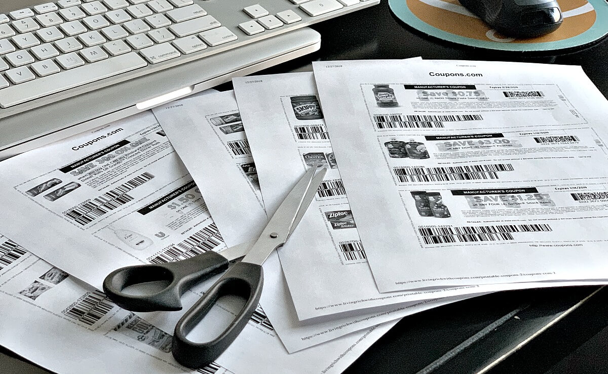 Printable Coupons 2020 Living Rich With Coupons Living