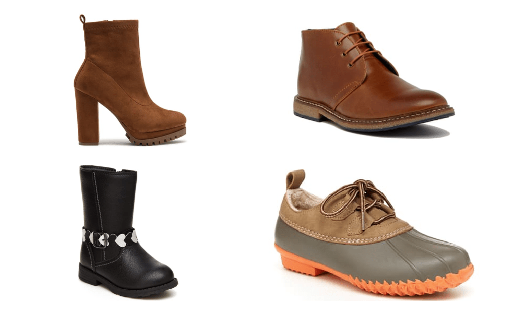 nordstrom rack boot clearance up to 78 off extra 40 off living rich with coupons