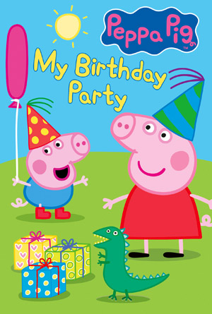 Peppa Pig DVD Target Deal 300 Each Living Rich With