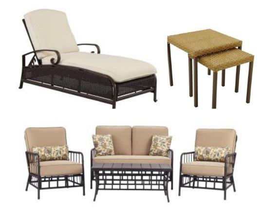 Outdoor Furniture Home Depot
