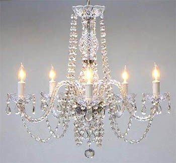 Empress Crystal ™ Chandelier Chandeliers Lighting H25″ x W24″