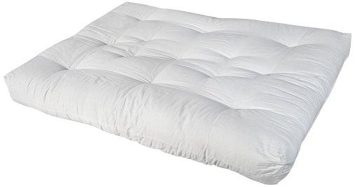 Artiva USA home deluxe 8-inch futon sofa mattress