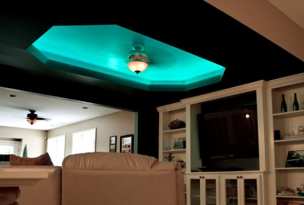 Ceiling Color