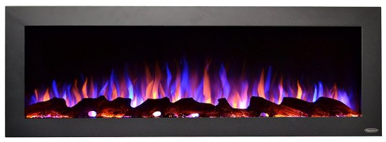 """Touchstone 80017 Sideline Outdoor/Indoor 50"""" Electric Fireplace"""