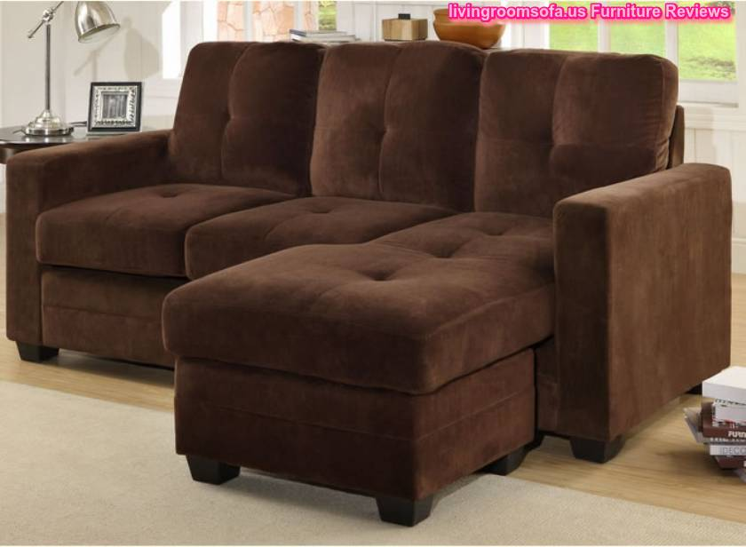 apartment size sofa chaise home elegance