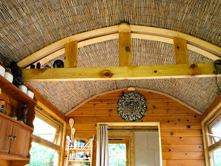 Living in Small Spaces: Interior of a Gypsy Wagon