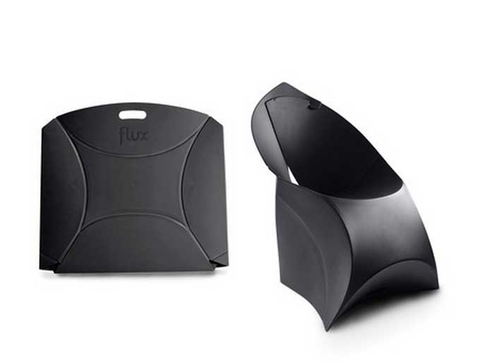 Flux-Chair Fold-Away Seating Option