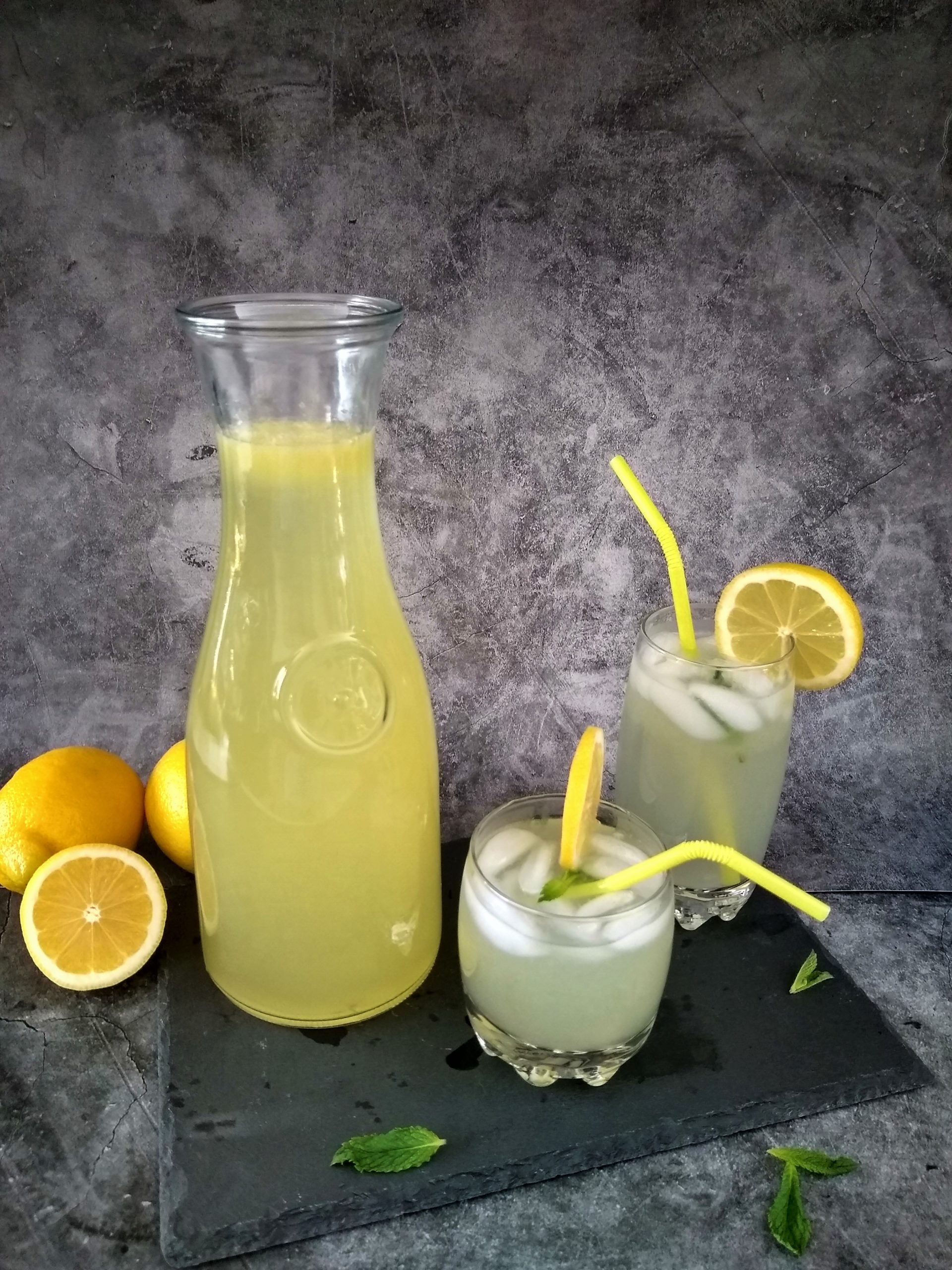 Homemade Lemonade Concentrate – Instant Pot, Stove Top
