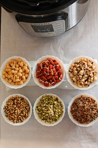 How to grow sprouts – Lentils, Beans