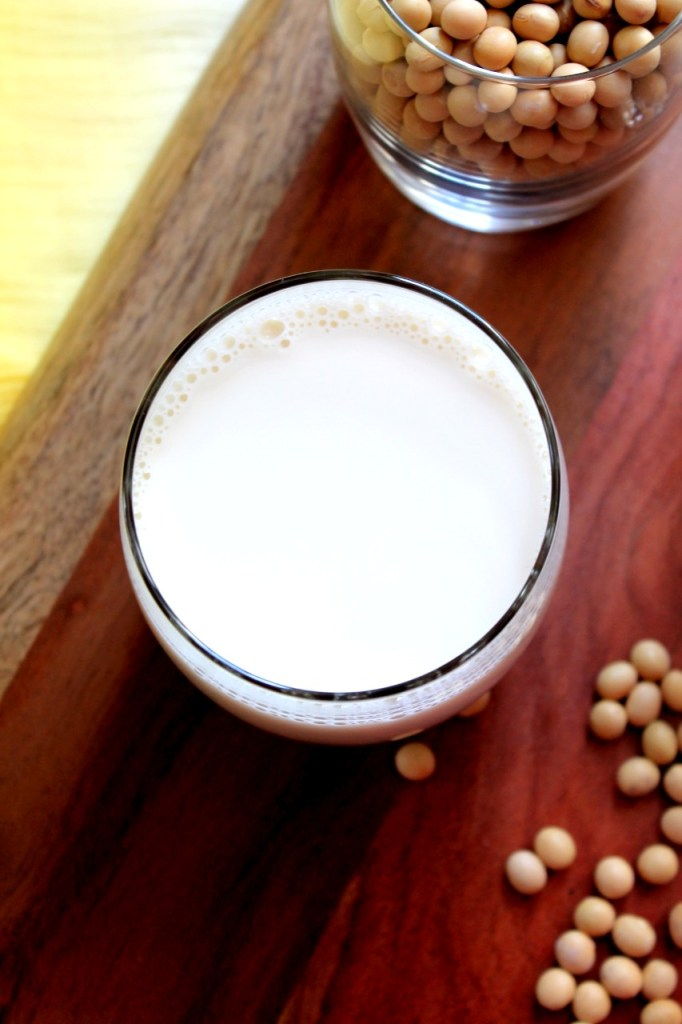 How to make Soy milk - Instant pot, stove top