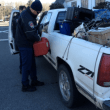 Firefighters make special delivery to Homeless Shelter, Two Rivers