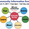 Get Plugged in: Fall City Community Information Event happens this weekend