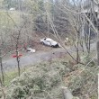 Fatal accident in North Bend as vehicle leaves I-90, ends up below freeway on Snoqualmie Valley Trail