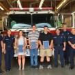 Snoqualmie Firefighters Association awards three scholarships to recent Mount Si grads