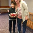 Holiday Success Story: North Bend boy's Hot Chocolate stand raises hundreds for the homeless