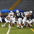 Seahawks 'Blue Friday Night Lights' comes to Wildcat Stadium for big Mount Si, Woodinville game
