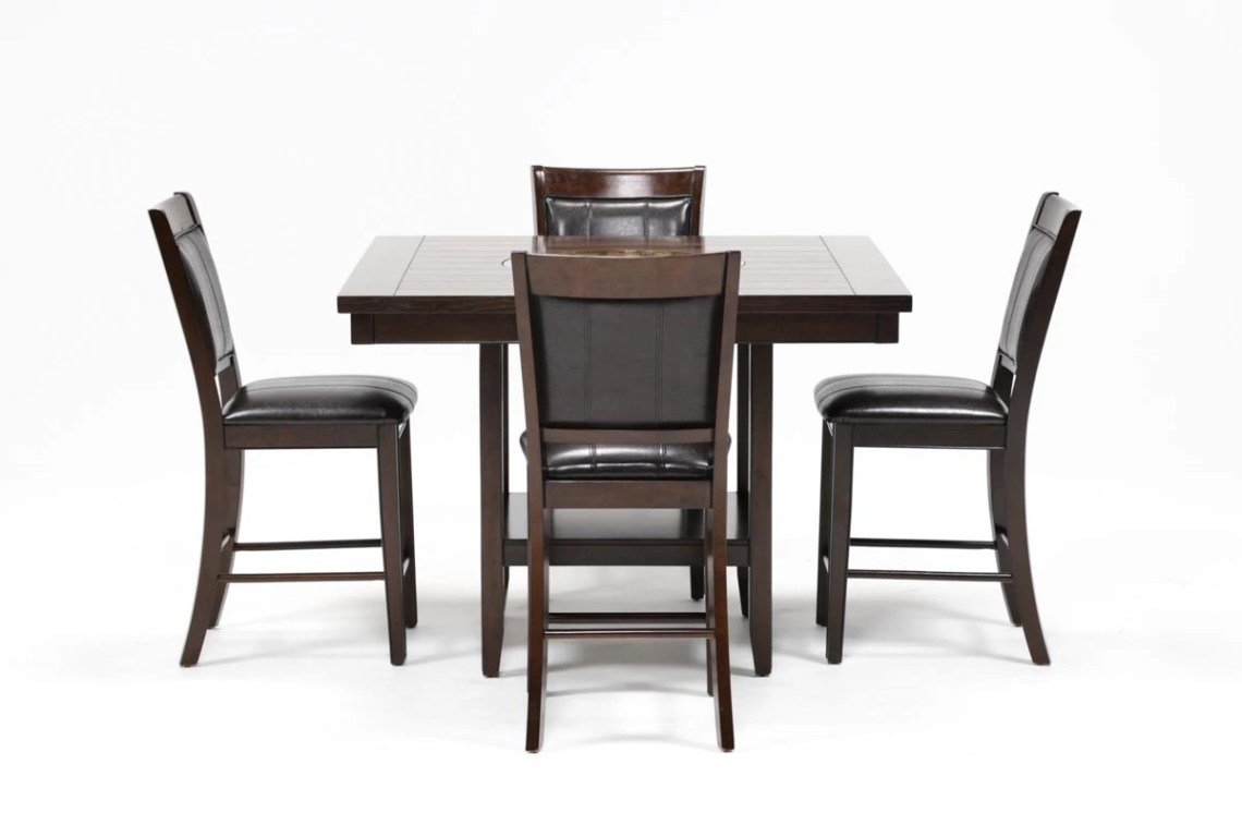 Image Result For Bordeaux Piece Round Dining Room Furniture Set