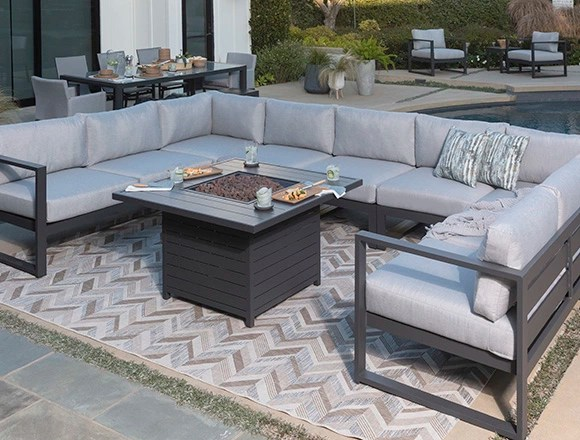 patio backyard ideas living spaces
