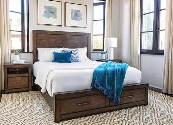 blue brown bedroom ideas living spaces