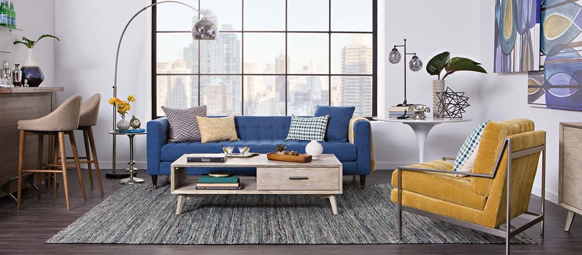 Apartment Decor On A Budget Affordable Small Space Styling Living Spaces