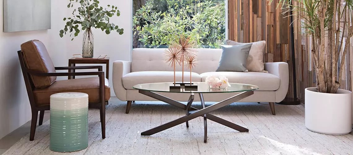 How To Style A Coffee Table Tabletop Decor Ideas Living Spaces