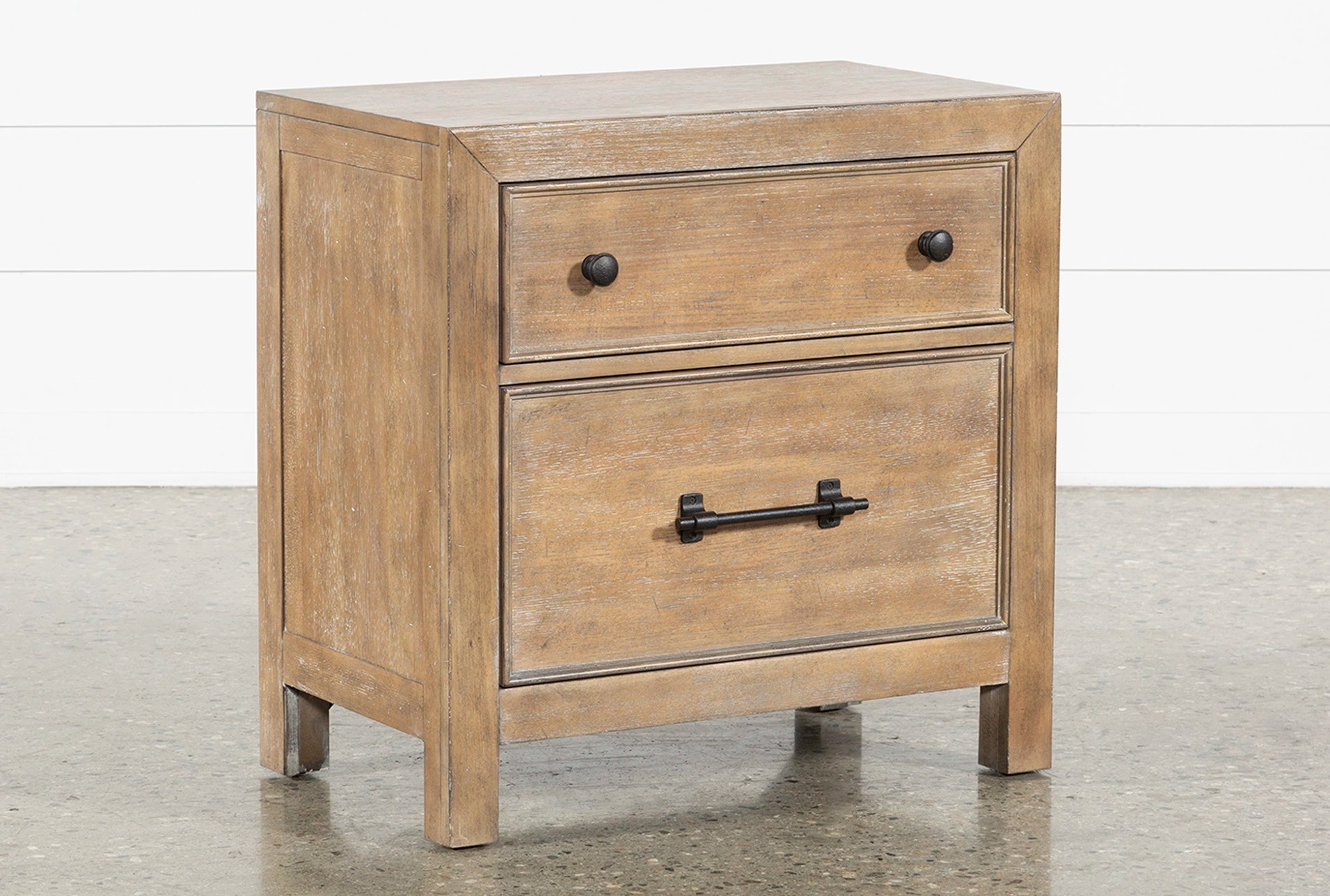 Conrad Nightstand With Usb