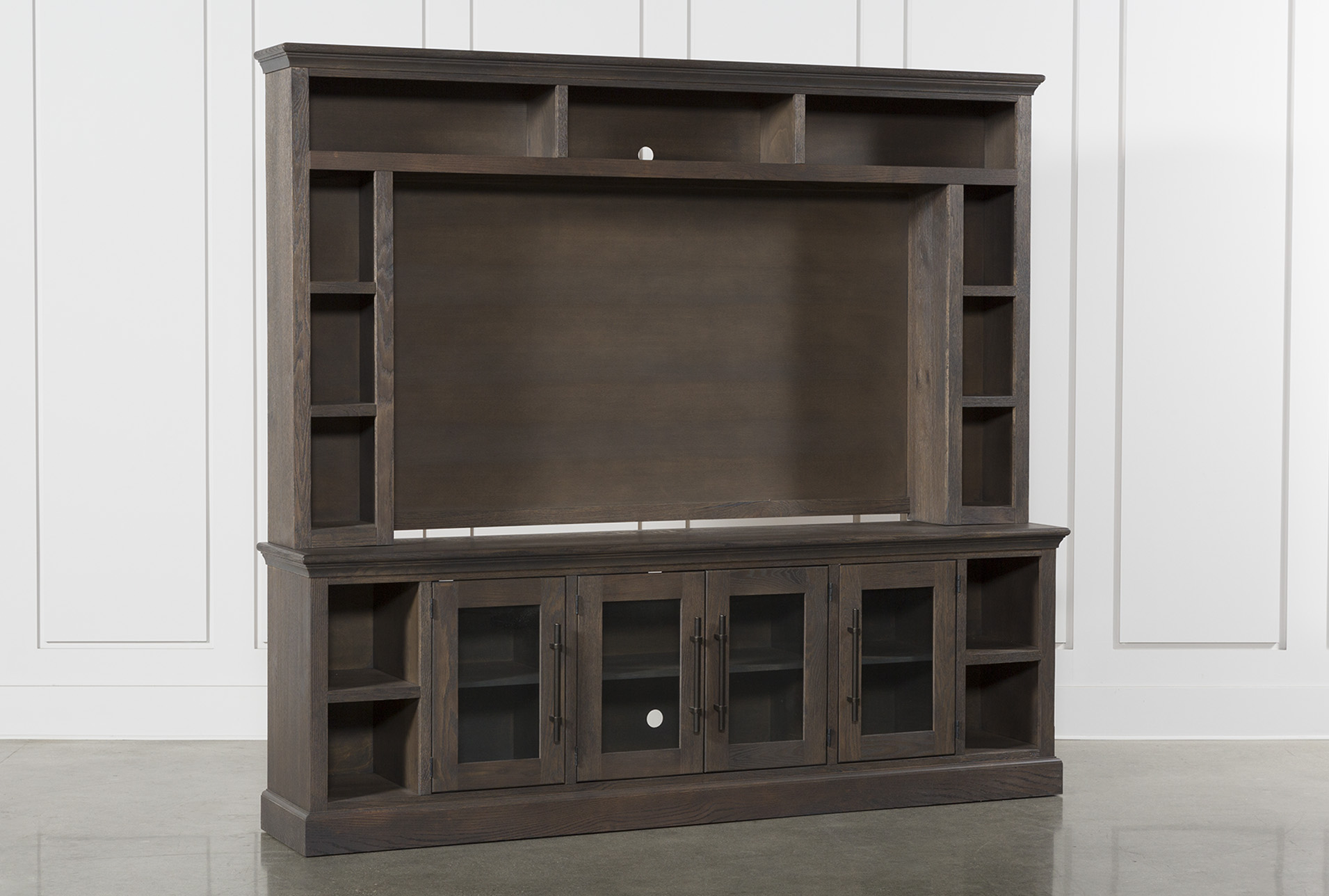 wakefield 2 piece wall entertainment center qty 1 has been successfully added to your cart