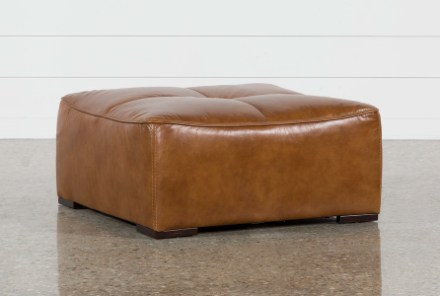 brown ottomans accent 2020 footrests
