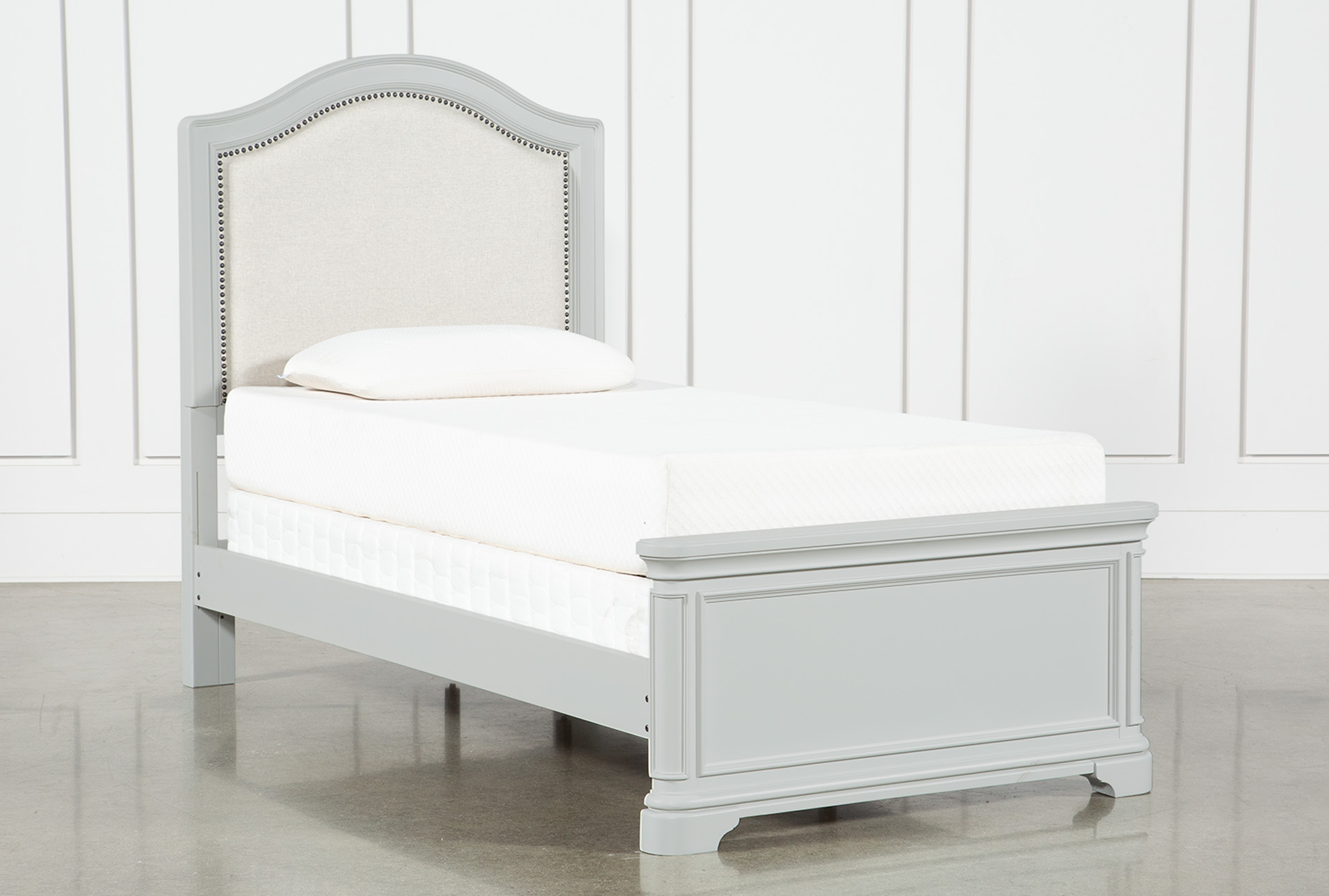Julia Twin Panel Bed Living Spaces