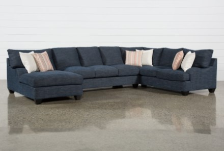 blue sectionals sectional sofas