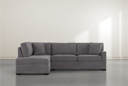 left arm facing sofa chaise sectionals