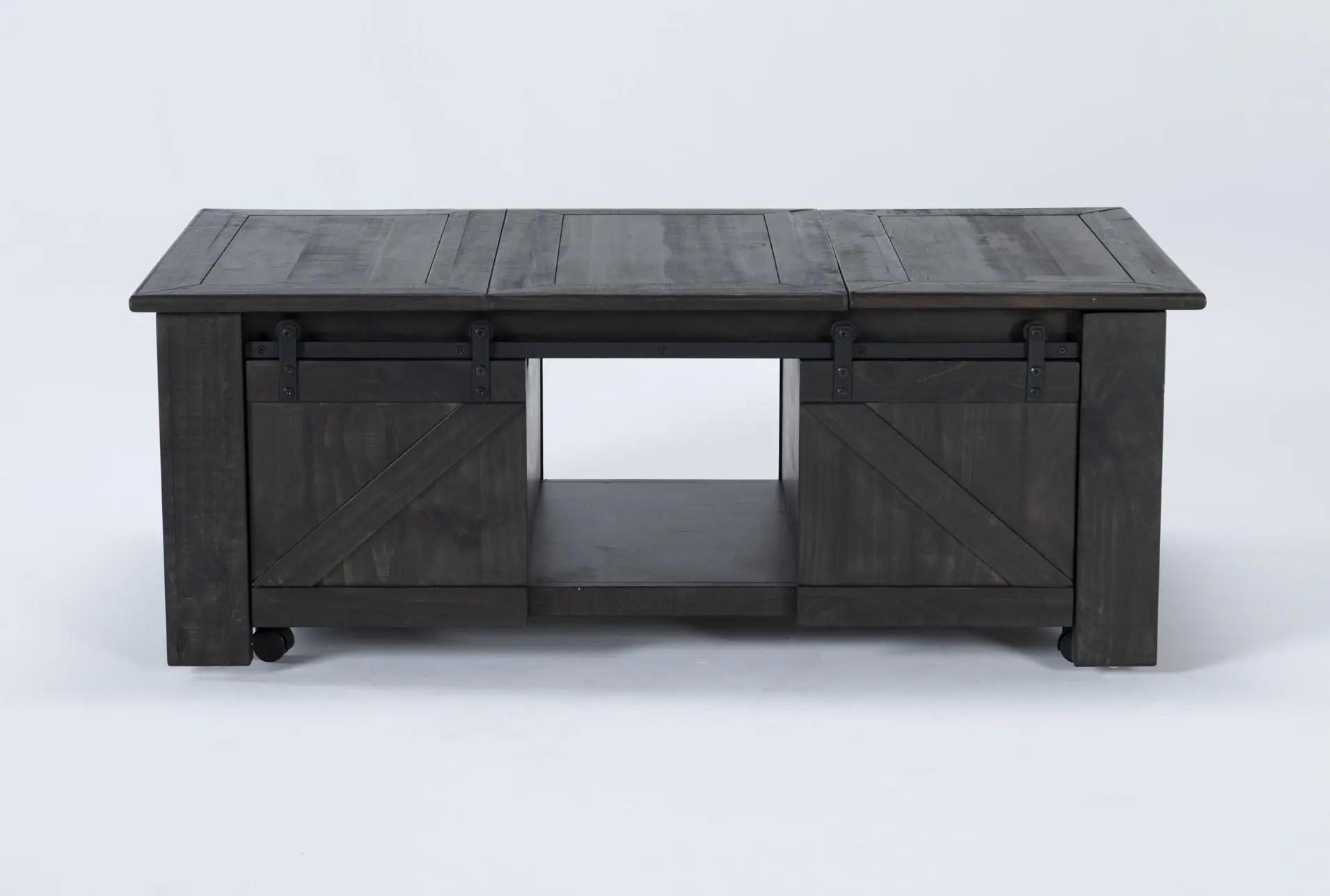 grant ii lift top storage coffee table