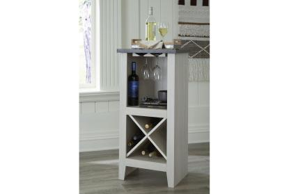 ternly antique white wine cabinet