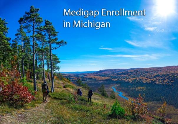 Hike in Michigan
