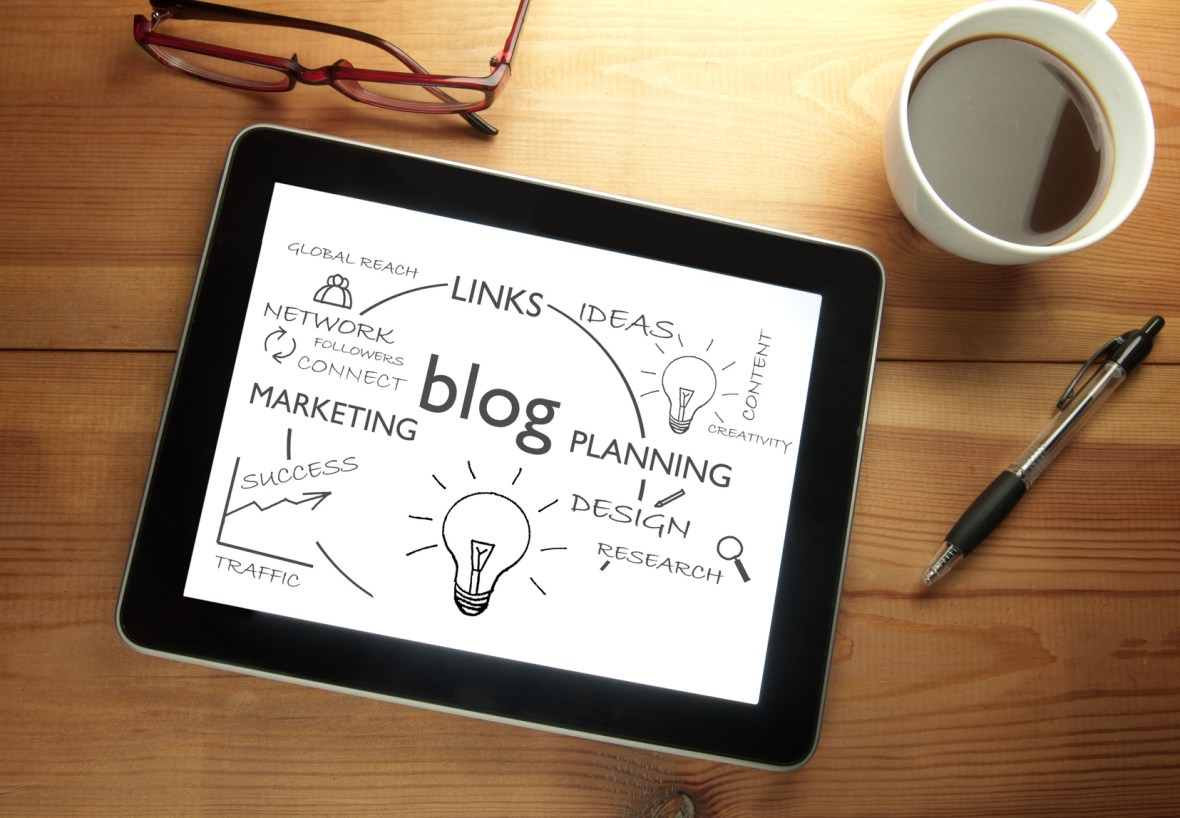 importancia do blog, marketing, agencia, marketing digital