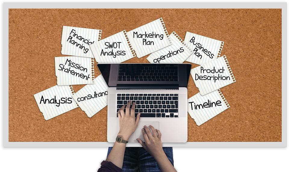 Pessoa, escrever, computador portátil
