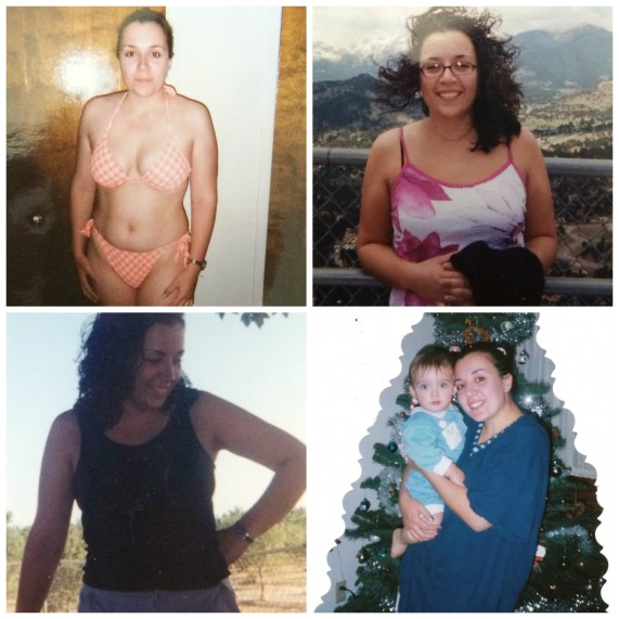 A journey of many body shapes and weights fluctuating from 150-202 pounds
