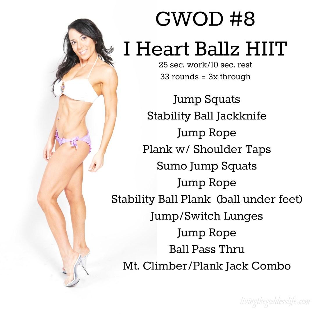 GWOD #8